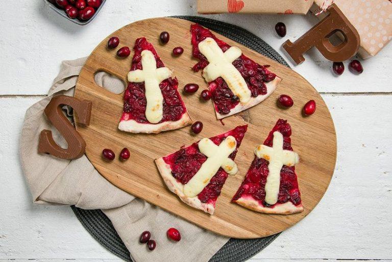 Sinterklaas pizzapunten